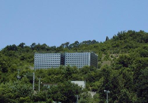 『外ノ入配水場 ステンレス鋼板製配水池』の画像
