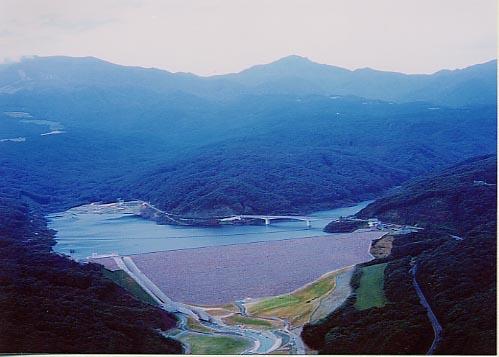 『『堀川ダム全景01』の画像』の画像