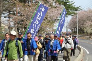 『第10回泉崎さくらウォーク開催03』の画像