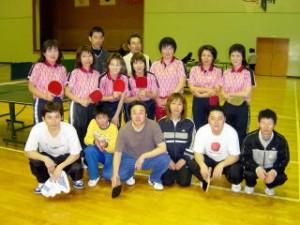 『泉崎卓球クラブ』の画像
