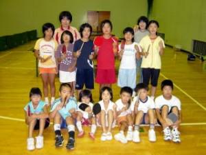 『少年卓球』の画像