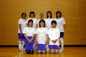 『泉崎村家庭バレーボール協会01』の画像