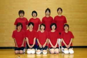 『泉崎村家庭バレーボール協会05』の画像