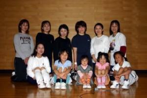 『泉崎村家庭バレーボール協会06』の画像
