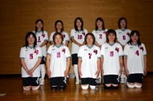 『泉崎村家庭バレーボール協会07』の画像