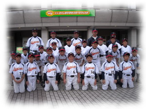 『泉崎第一スポーツ少年団』の画像