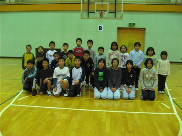 『泉崎ミニバスケットボールクラブスポーツ少年団02』の画像