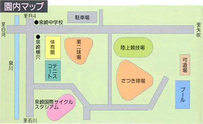 『園内マップ』の画像