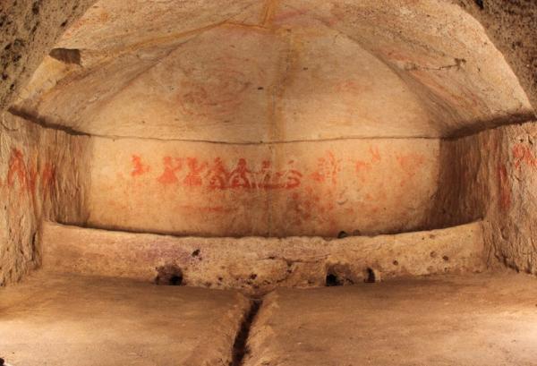 『『横穴内部』の画像』の画像