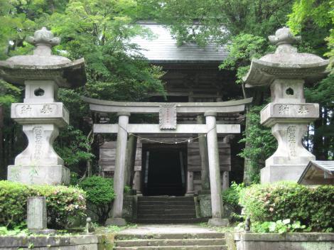 『烏峠稲荷神社』の画像