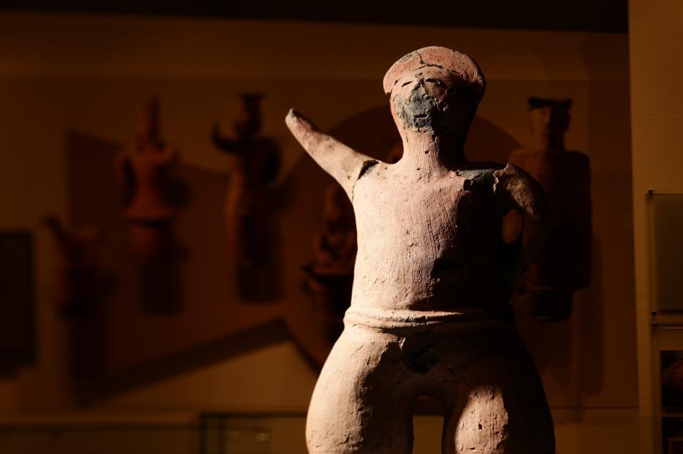 『『力士埴輪』の画像』の画像
