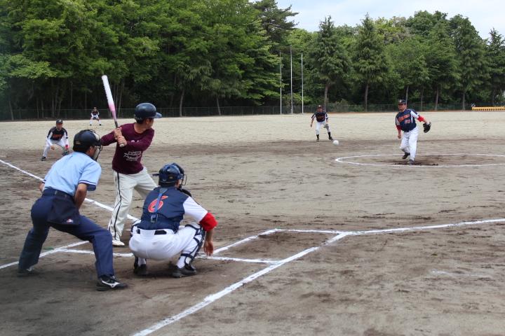 『ソフトボール球場』の画像