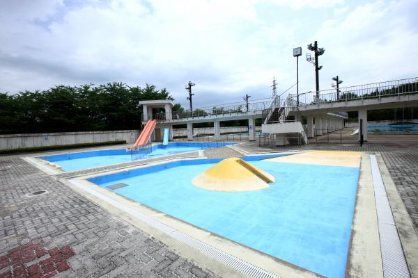 『さつき公園児童用プール』の画像