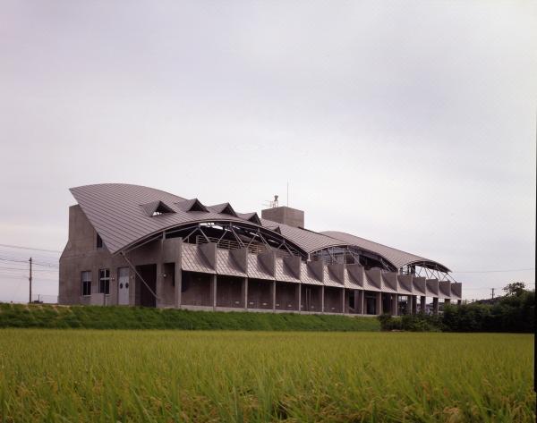 『泉崎資料館外観』の画像