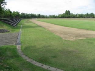 『陸上競技場の様子』の画像
