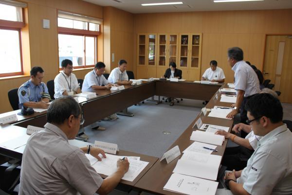 『平成29年度第1回通学路安全推進会議』の画像