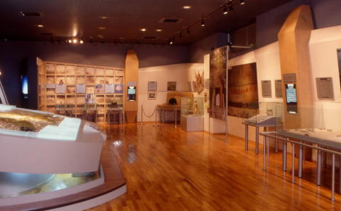 『常設展示室内』の画像