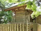 『烏峠稲荷神社本殿』の画像