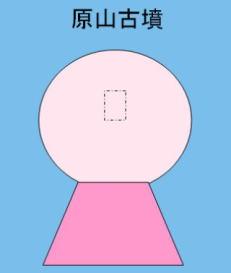 『『前方後円墳』の画像』の画像