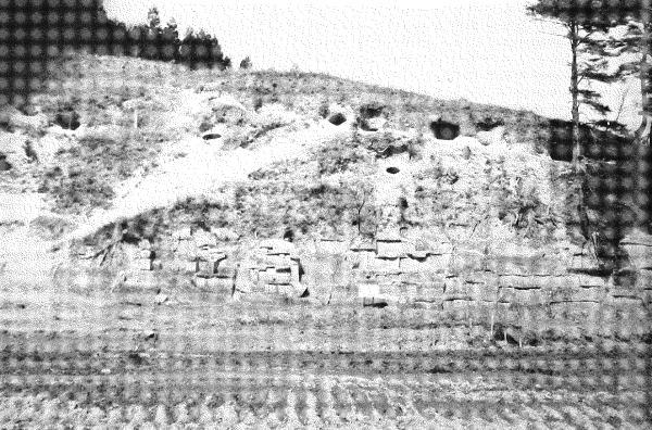 『『高速道路が出来る前の踏瀬観音山』の画像』の画像
