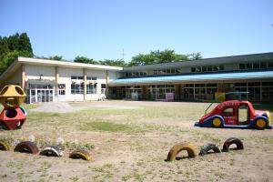 『泉崎村保育所』の画像