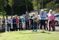 村民パークゴルフ大会
