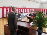 泉崎村敬老会が開催されました
